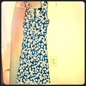 B. Darlin front-tie mini Dress!